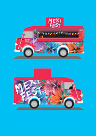 Mexican Food Truck On Behance