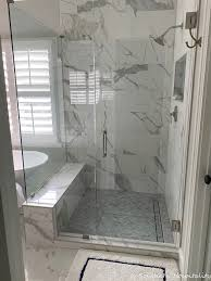 Master Bathroom Shower Renovation Ideas Page 5 Line The New Traditional Master Bathroom Reveal Southern