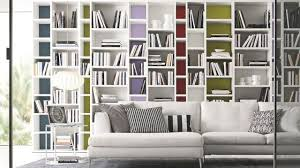 canap avec biblioth que int gr e bibliothèque les meilleurs meubles pour ranger les livres côté