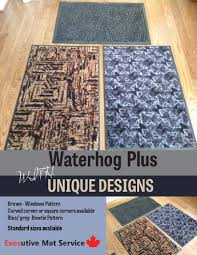 Waterhog Floor Mats Canada by Executive Mat Execmat Twitter