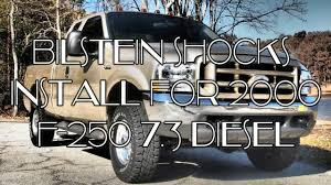 Bilstein 4600 Series Shocks Install On 2000 Ford 7.3 Super Duty ... 52018 F150 Rwd Bilstein 5100 Series Rear Shock 353237 Install And Review On A 2006 Duramax Youtube Installing New Shocks Ram Truck Carli Dodge Performance 20 Package 4wd Adjustable Leveling Kit Amazoncom 24013291 For Ford Need Input Whos Running The Front Leveling Shocks Adjustable Page 3 High Quality Suspension Lift Kits