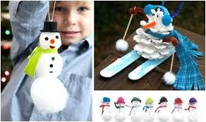 Winter Art Craft Ideas Preschoolers Make It A Snow Day O The Celebration Shoppe Snowman Kid