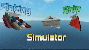 Sinking Ship Simulator The Rms Titanic by Sinking Ship Simulator V1 0 1 Roblox
