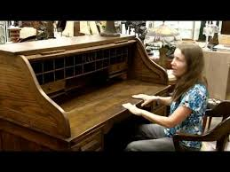 Winners Only Roll Top Desk Disassembly Instructions by Oak Roll Top Desk Youtube