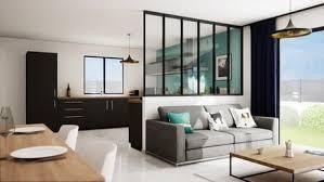 glaselemente im wohnbereich modern wohnen