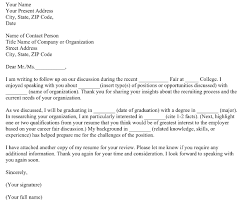 Cover Letter For Internship Example