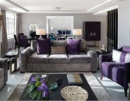 Grey And Purple Living Room Curtains by Grey And Purple Living Room Curtains Beautiful Designs 4 Rooms
