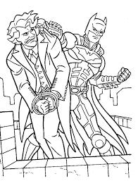 Batman Coloring Sketch Free Download Colorasketch