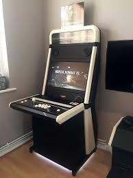 Mortal Kombat Arcade Cabinet Plans by Vewlix U0027slim U0027 Worklog Plus Some Other Bits U2014 Shoryuken