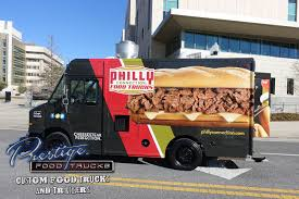 Philly Connection Food Trucks, Inc. (Truck #1) | Prestige Custom ...