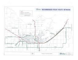 ENG 80-2008 Truck Route Designation Plan