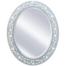 Wayfair Oval Bathroom Mirrors by Unique 60 Oval Bathroom Vanity Mirrors Design Ideas Of Impressive