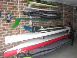 Stand Up Paddle Board Racks