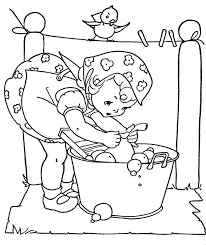 Vintage Coloring Book Pages 140
