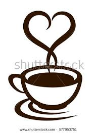 Logo Coffee Cup Stock Vector Royalty Free 577953751