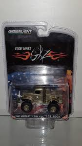 100 Stacey David Trucks S Sargeant Rock 1941 Military Dodge 12 Ton 4x4 Pick Up Truck 1