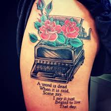 22 Literary Tattoos From Books By Your Favorite Female Authors