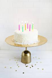5 Temporary Cake Stand DIYs – A Beautiful Mess