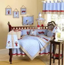 100 Truck Crib Bedding Firefighter Nursery