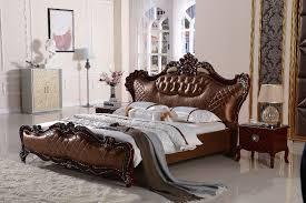 Mã Bel Kã Chen Im Angebot Die Moderne Designer Leder Weichen Bett Große Doppel Schlafzimmer Möbel Amerikanischen Stil