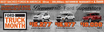 100 Ford F250 Utility Truck Bommarito Hazelwood MO New Used Dealership