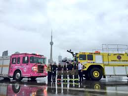 100 Pink Truck Billy Bishop Airport On Twitter TPFFAs Pink Truck Louise Is
