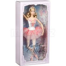 Barbie Signature Ballet Wishes 30cm Mattel 54900 En Mercado Libre