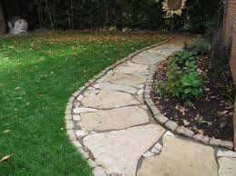 Menards Patio Paver Patterns by How To Lay Flagstone Pavers Ideas
