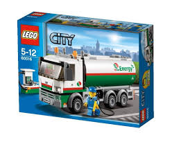 REPUBbLICk: Set Database: LEGO 60016 Tanker Truck