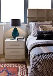 A Bedside Table From John Lewis Of Hungerford In Urban Style Creates Clean Modern Bedroom WardrobeHome BedroomBedroom IdeasBedroom