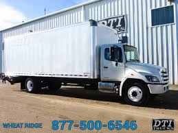100 Straight Truck With Sleeper For Sale HINO Box S