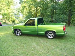 1989 Chevy C1500 Cheyenne Using A Western Chassis C1500 4