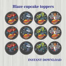 Blaze And The Monster Machines Cupcakes Toppers Instant Edible Cake Images M To S The Monkey Tree Monster Jam Icing Image This Party Started Modern Truck Birthday Invites Embellishment Invitations Personalised Topper Cakes Decoration Ideas Little Trucks Boys 1st Elegant 3d Birthdayexpress A4 Dzee Designs Cupcakes Kids Parties Nuestra Vida Dulce Therons 2nd With At In A Box Simple Practical Beautiful