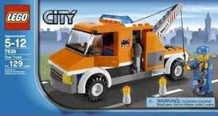 Lego City Tow Truck - City Tow Truck . Shop For Lego Products In ...