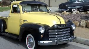 Klaus Borrmann 1951 GMC Shortbed Pickup - YouTube 1951 Gmc Pickup For Sale Near Cadillac Michigan 49601 Classics On Gmc 1 Ton Duelly Farm Truck Survivor Used 15 100 Longbed Stepside Pickup All New Black With Tan Information And Photos Momentcar Gmc 150 1948 1950 1952 1953 1954 Rat Rod Chevy 5 Window Cab Sold Pacific Panel Truck 2017 Atlantic Nationals Mcton New Flickr Youtube Cargueiro Caminho Reboque Do Contrato De Imagem De Stock