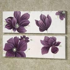 Japanese Cherry Blossom Bathroom Set by Wall Art Design Ideas Elegant Purple Bathroom Wall Art 83 On
