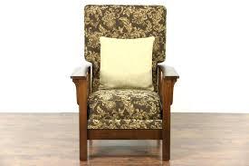 Stickley Mission Leather Sofa by Recliner Furniture 24 Enchanting Stickley Signed Craftsman Oak