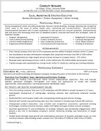 Sales Professional Sample Resume Example By Career UigRNeC9