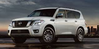 Armada Truck 2018 Nissan Armada Platinum Reserve Wheel The Fast Lane Truck With Ielligent Rear View Mirror Palmer Vehicles For Sale 2017 Takes On The Toyota Land Cruiser With A Rebelle Yell Turns Rally Car Kelley Tractor And Pull Fair 2011 Nissan Armada Platinum 4wd Suv For Sale 587999 Adventure Drive First Of Pathfinder Titan 2015 Sv 5n1aa0nc1fn603728 Budget Sales 2012 Used 4dr Sl At Conway Imports Serving