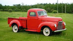99 Vintage International Harvester Truck Parts No Reserve 1949 KB1 For Sale On BaT
