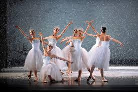 for u0027nutcracker u0027 dancers the snow must go on san francisco