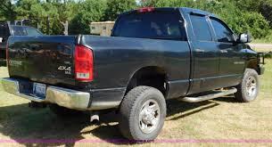 2003 Dodge Ram 2500 Quad Cab Pickup Truck | Item CD9292 | SO...