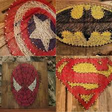 92 Best String Art Images On Pinterest