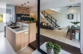 100 Maisonette Interior Design SYRB EM Tampines Syrb Modern Cafe Interior Design Kitchen