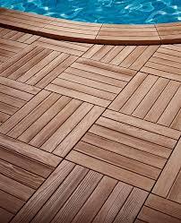 margelle piscine en bois margelle de piscine en reconstituée aspect bois angle rentrant