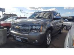 Used Chevrolet Avalanche for Sale in Fresno CA