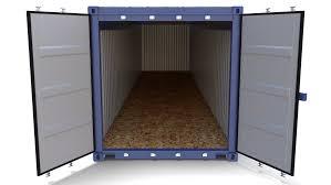 100 Shipping Container Model 40ft Open Top 2 3D In S 3DExport