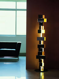 Attractive Floor Lamps Ideas Awesome Lamp Idea And Contemporary Creative Textured Design