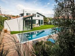100 Villa Architect Architect Villa Beachfront Bidart