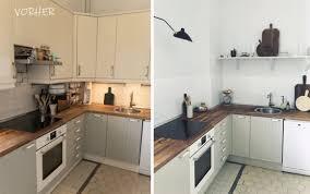 küche renovieren vorher nachher 2 dekomilch